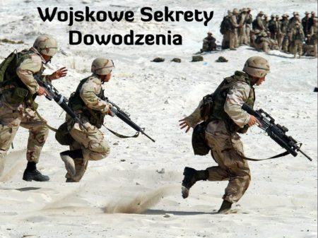 Andrzej Bernardyn WOJSKOWE SEKRETY DOWODZENIA