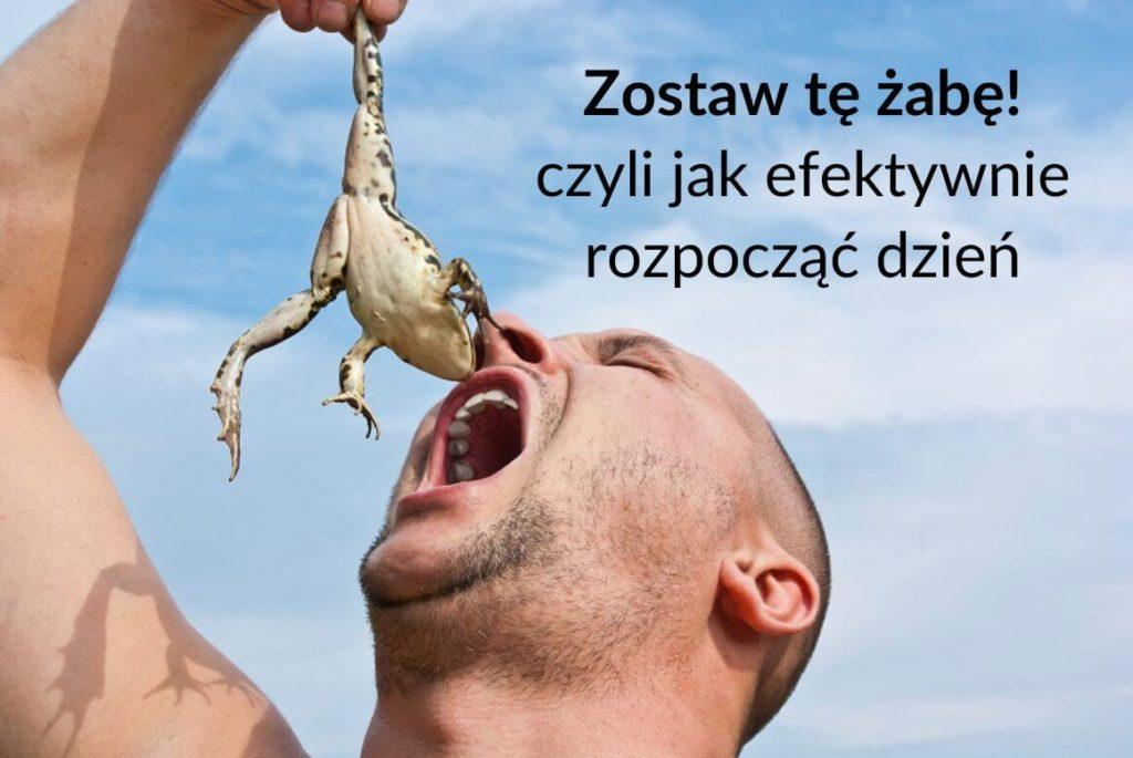 Zostaw Te Zabe Andrzej Bernardyn