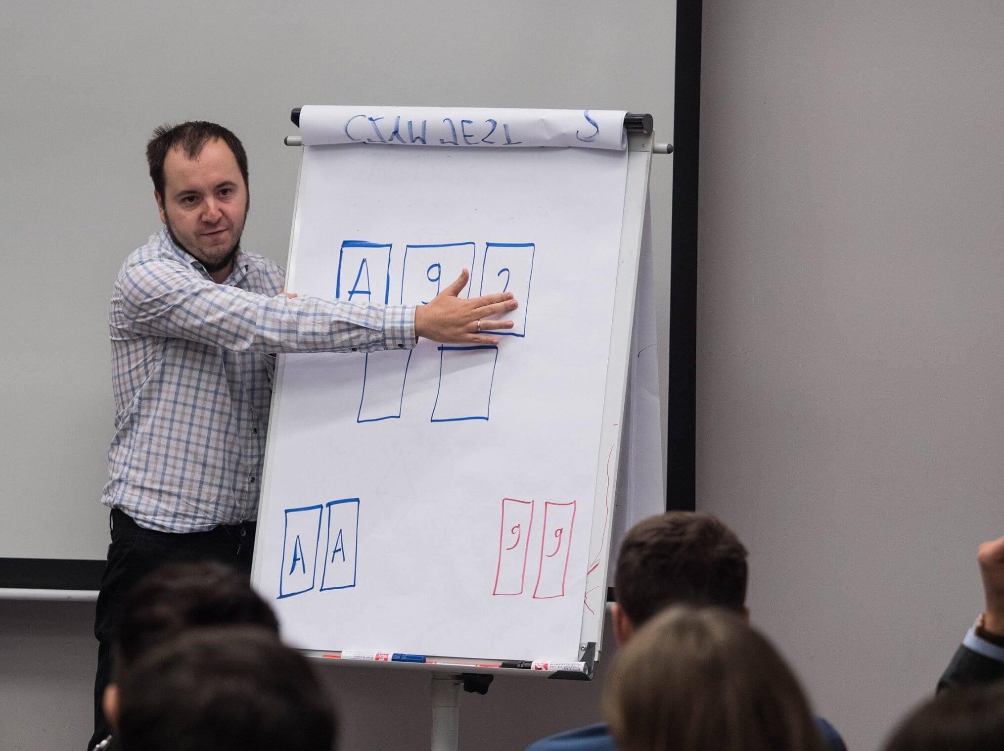 Uczymy się stosować proste rysunki i flipchart do ciekawego przekazywania informacji