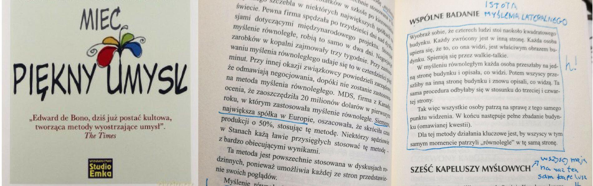 Recenzja Książki Mieć Piękny Umysł - Andrzej Bernardyn